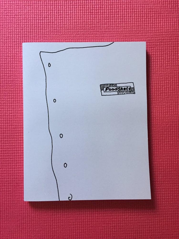 Image of FoodSketz: A Manual