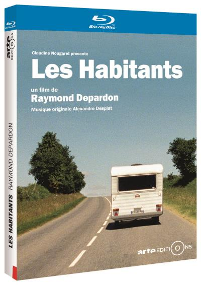 Image of  Les habitants Blu-ray de Raymond Depardon