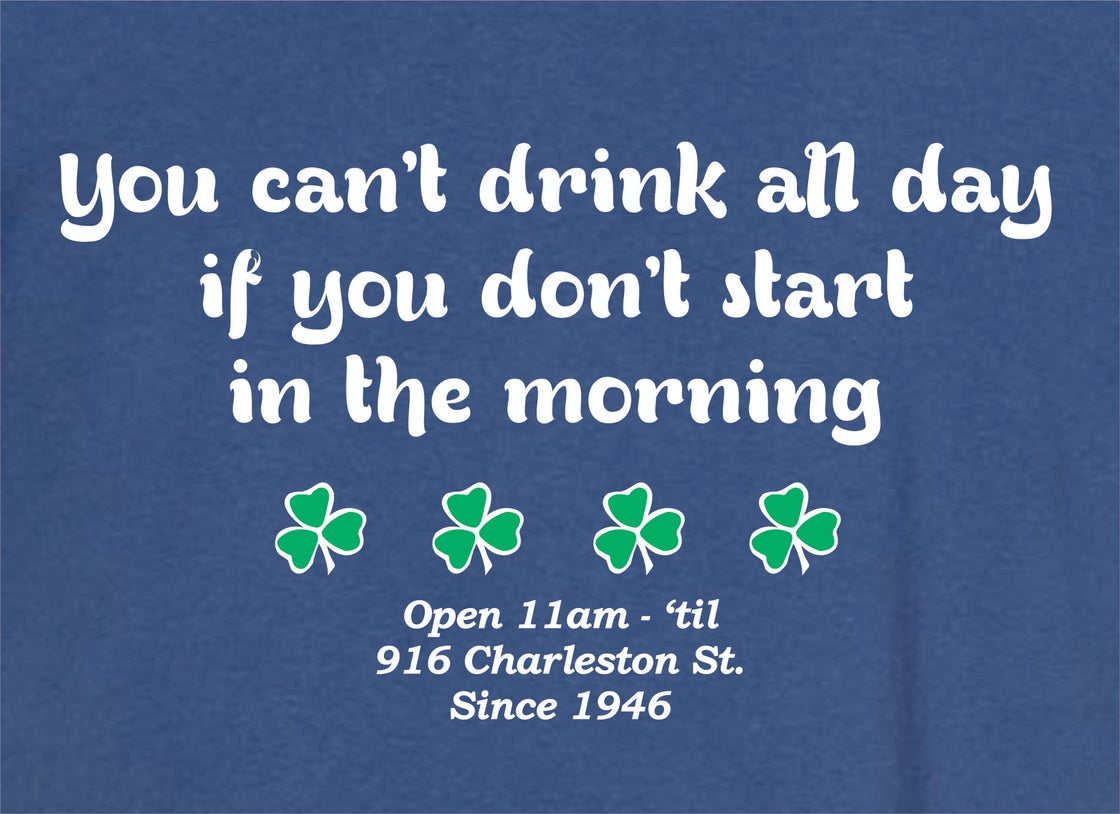 Image of DRINK ALL DAY TEE