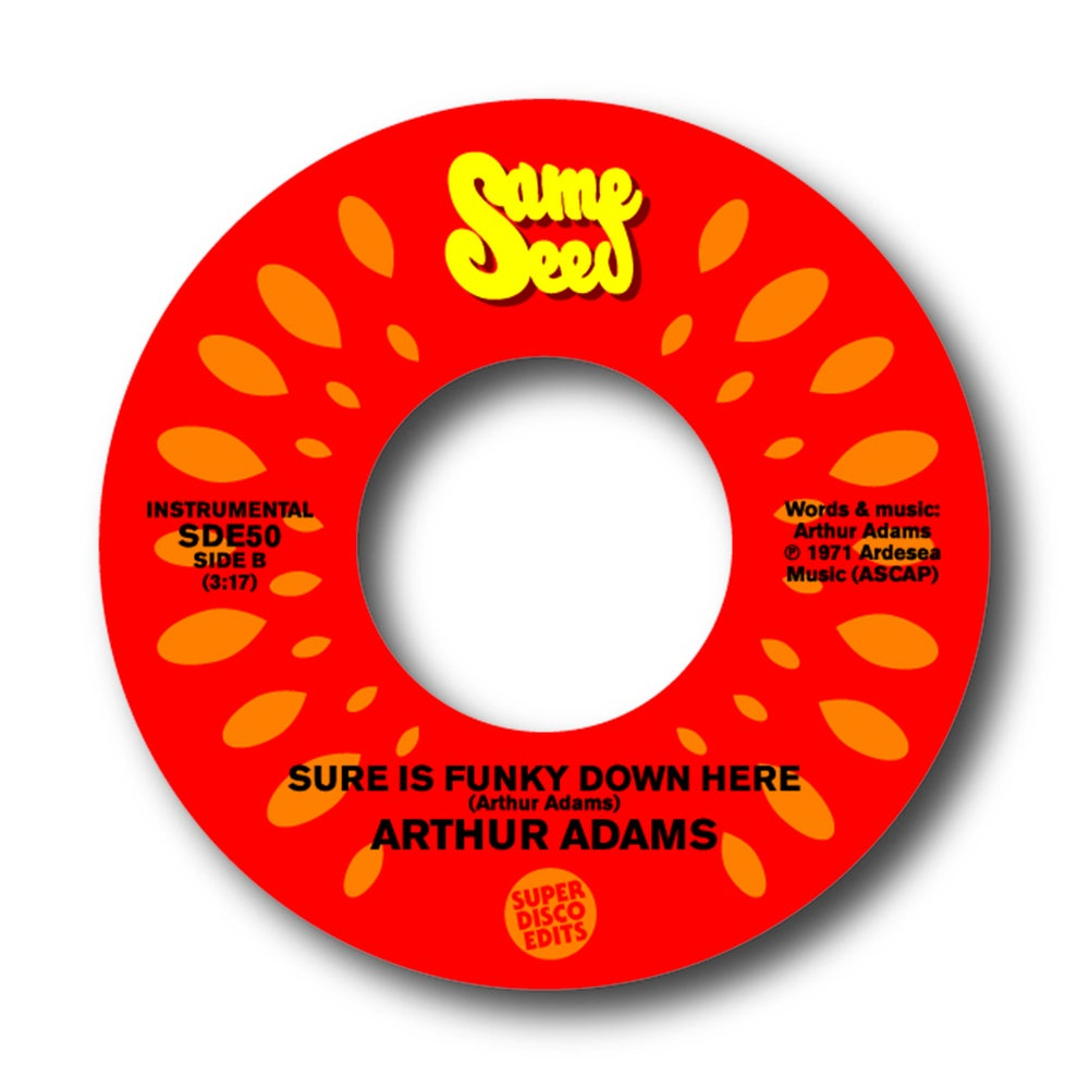 "Arthur Adams ""Fight for your rights"" Same Seed"