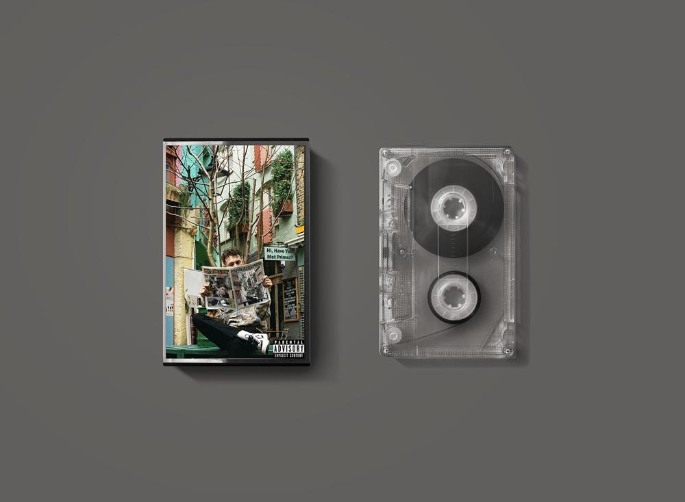 Image of 'Hi, Have You Met Primez?' Cassette Tape