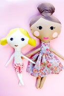 Image 3 of the DOLL SEWING PATTERN pdf