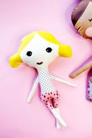 Image 5 of the DOLL SEWING PATTERN pdf