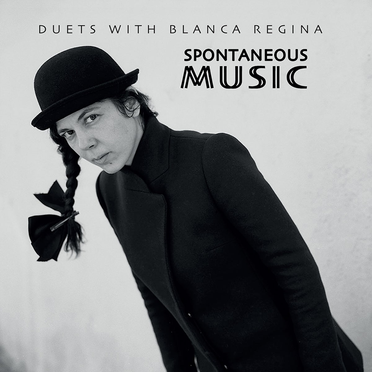 Duets with Blanca Regina. Spontaneous Music - Audio CD