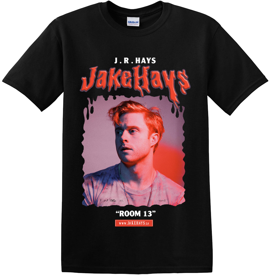 "Image of J.R. HAYS ""Room 13"" /// Limited Print"