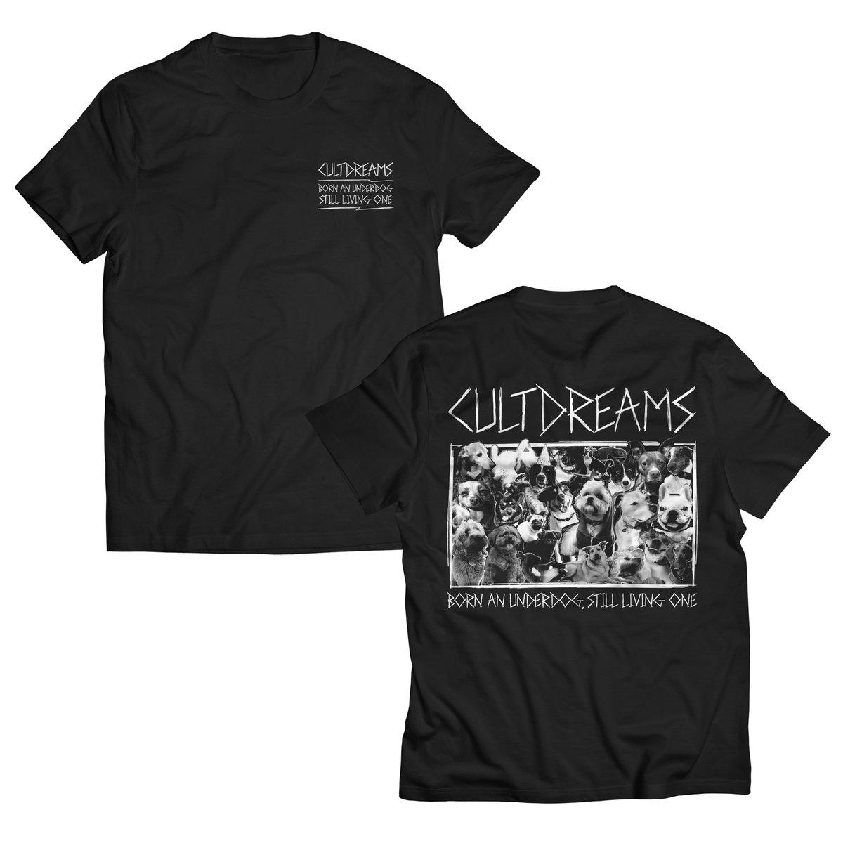 Image of Born An Underdog T-Shirt