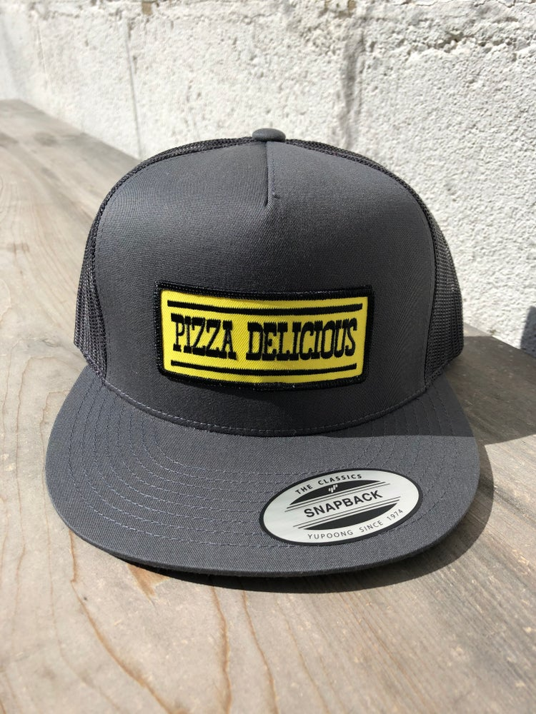 Image of Trucker Hat - Grey