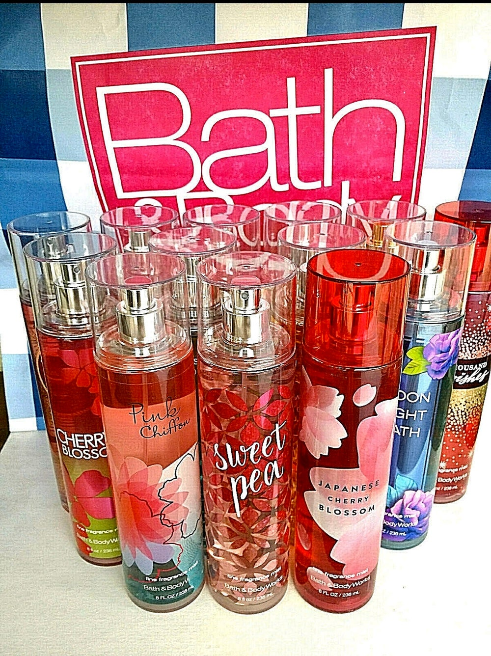 Image of Bath & Body Works Inspired Scents