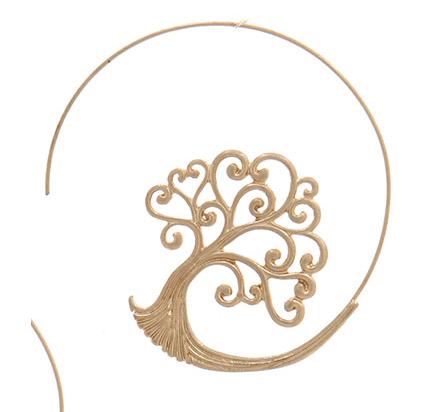 Image of Oak-Love Earring