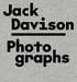 Image of (Photographs)(ジャック・デイヴィソン)(Jack Davison)