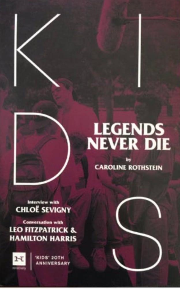 Image of (Caroline Rothstein)(キャロライン・ロススタイン) (Legends Never Die)