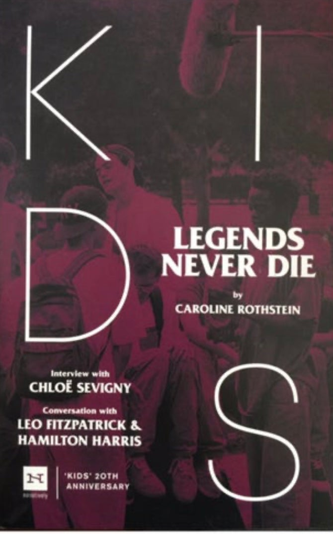 Image of (Caroline Rothstein)(キャロライン・ロススタイン) (Legends Never Die)