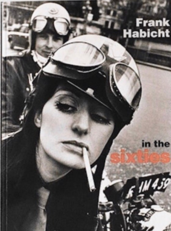 Image of (Frank Habicht) (フランク•ハビット) (in the Sixties)
