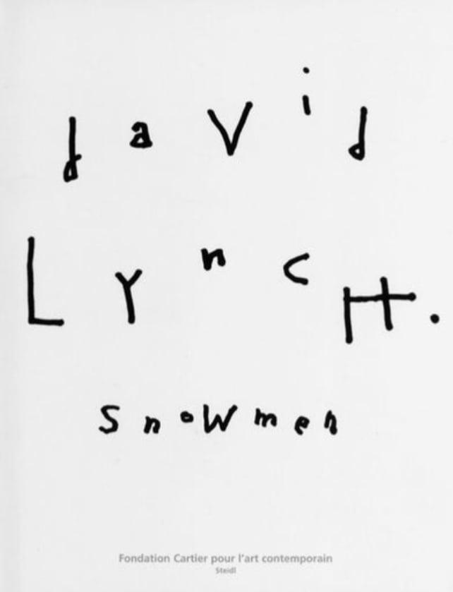 Image of (David Lynch) (デビッド・リンチ) (Snowmen)