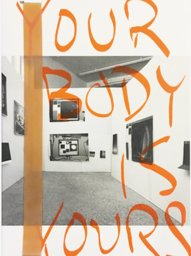 Image of (Wolfgang Tillmans) (ヴォルフガング・ティルマンス) (Your Body is Yours)