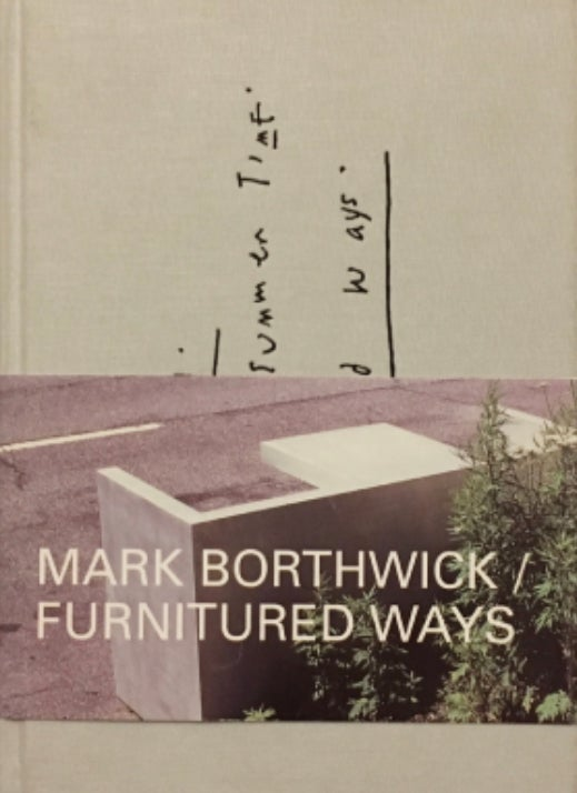 Image of (Mark Borthwick) (マーク・ボスウィック)(Furnitured Ways)