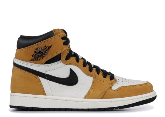 "Image of Air Jordan 1 Retro High OG ""Rookie of the Year"""