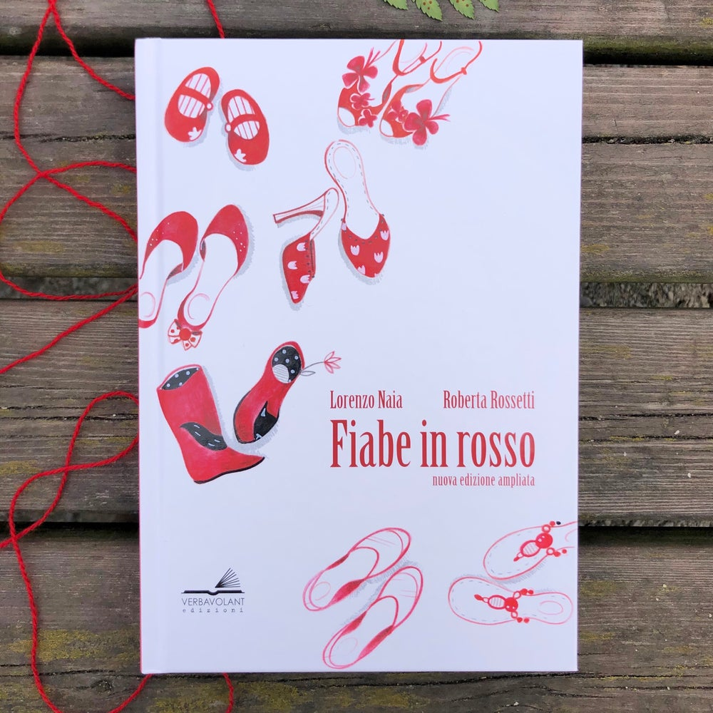 Image of FIABE IN ROSSO