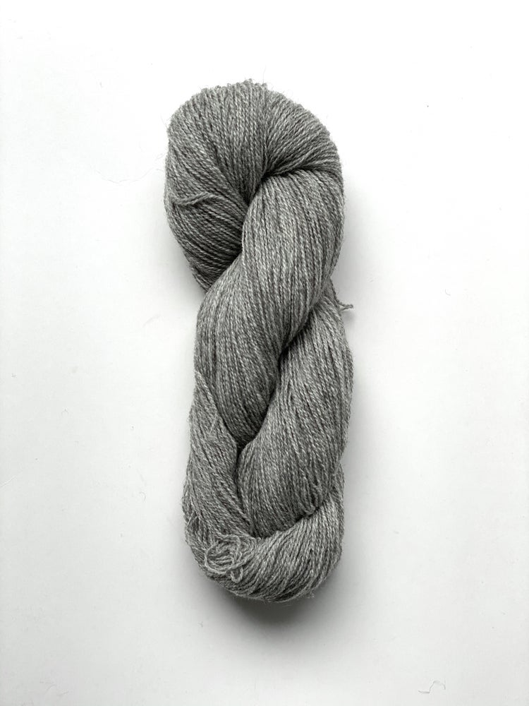 Image of Lambswool - Medium Grå (16)