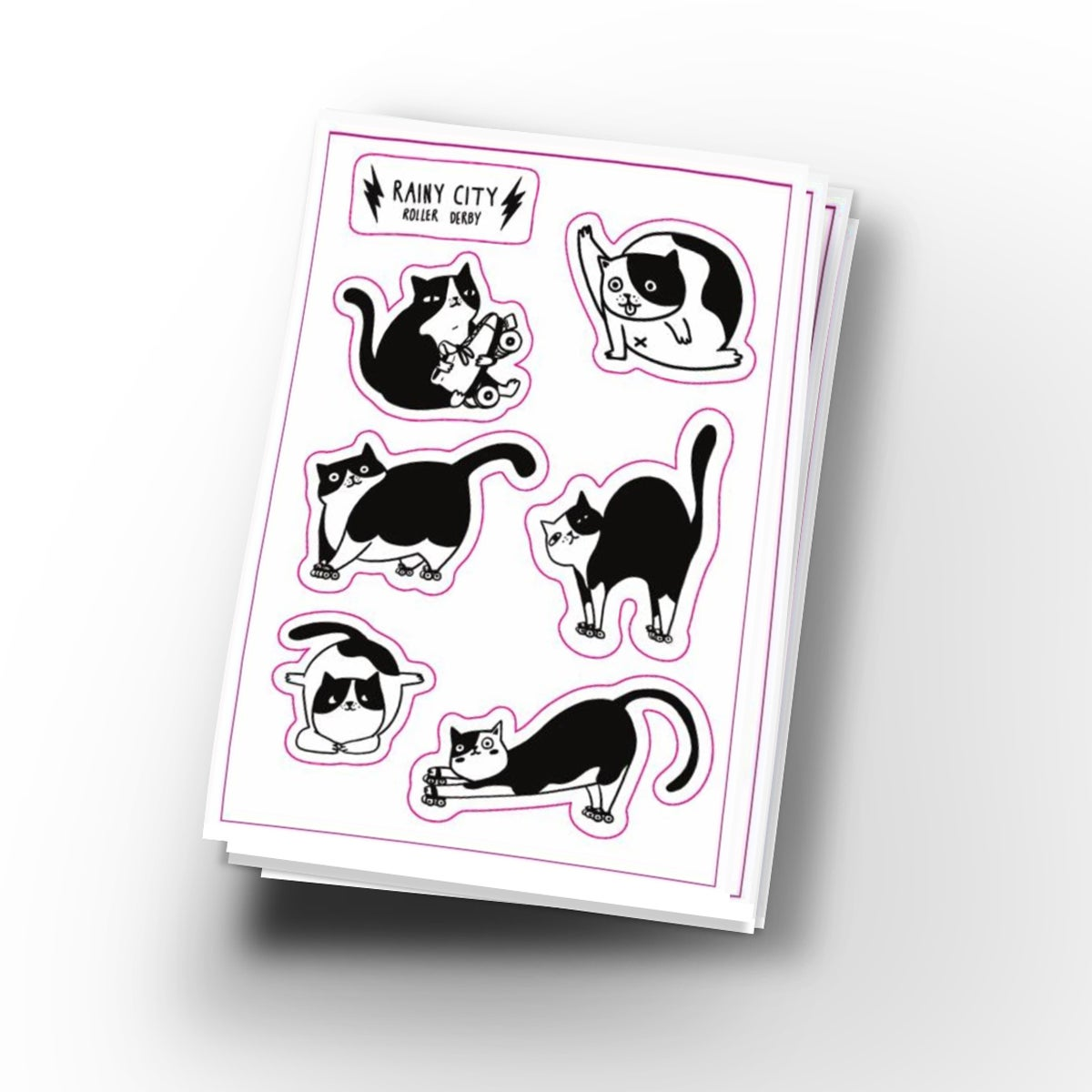 Image of Cat Stickers