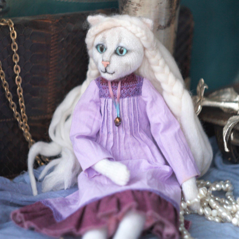 Image of Cat Boudoir Doll Emily