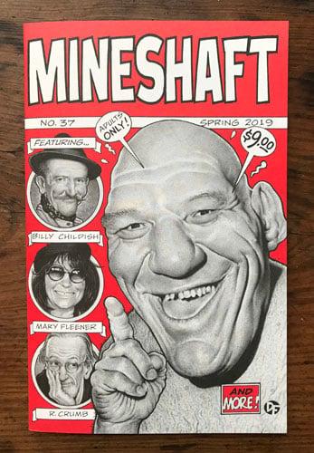 Image of Mineshaft #37