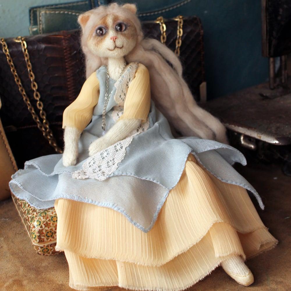Image of Cat Boudoir Doll Sophie