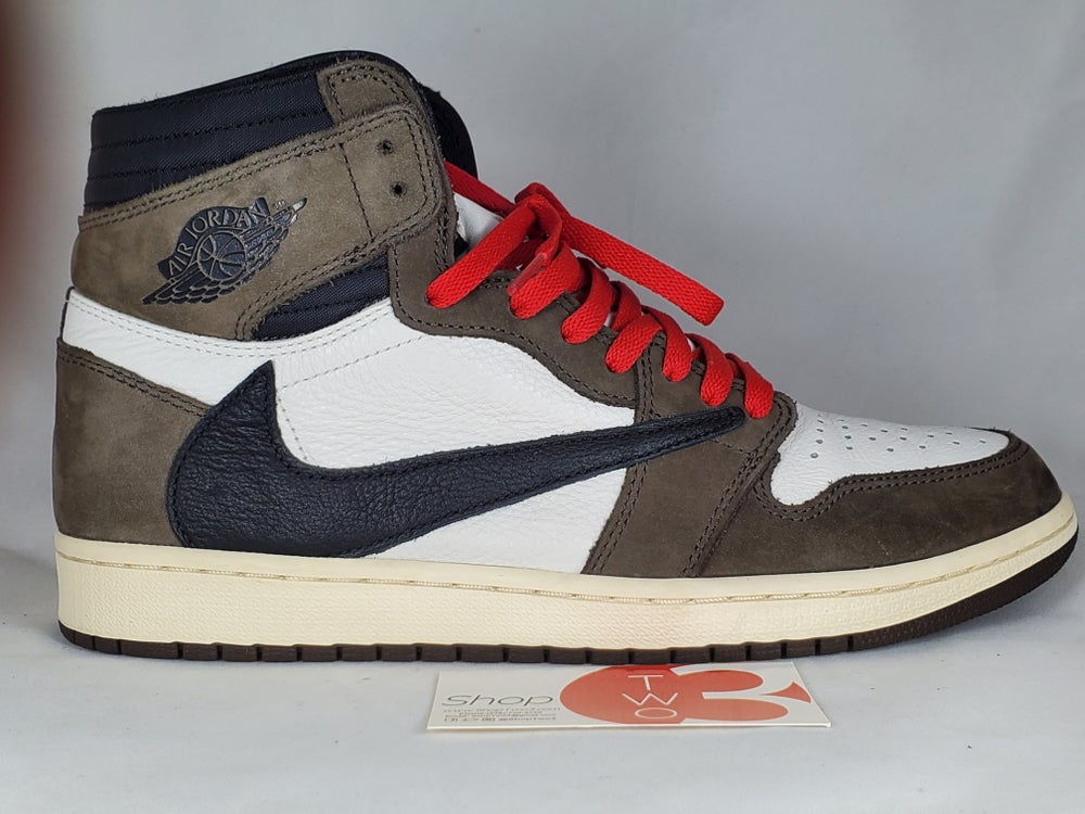Image of Air Jordan 1 Retro High Travis Scott