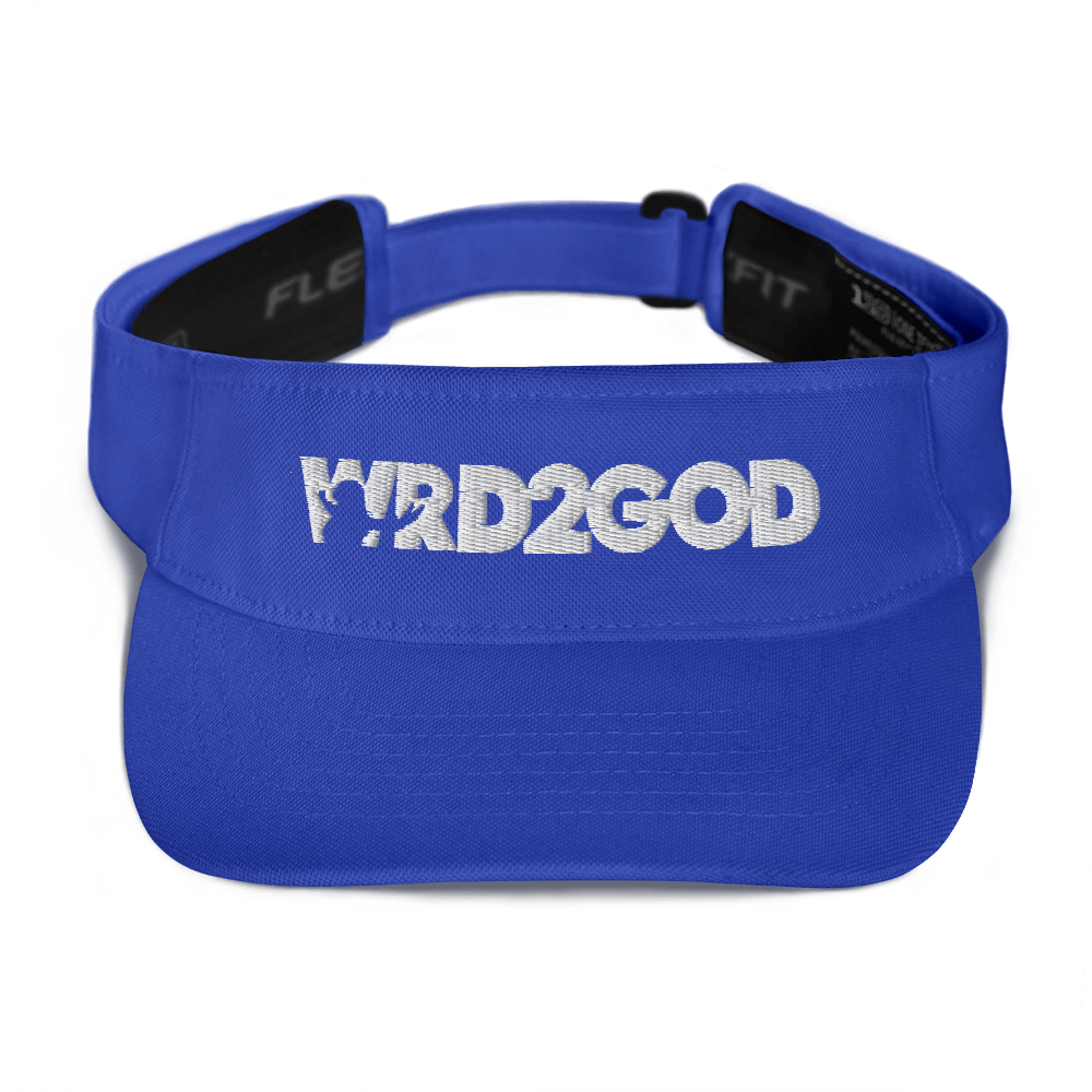Image of WRD2GOD VISOR R.B.