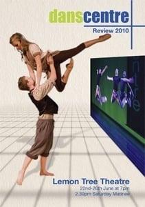 Image of Danscentre Review 2010