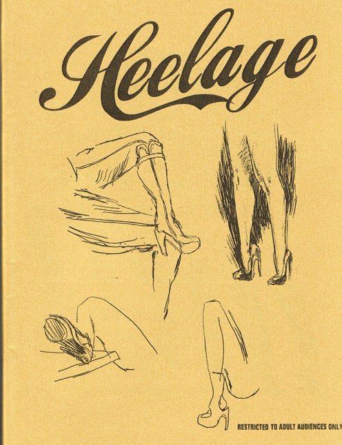 Image of Heelage #1 edited by Ian Sundahl