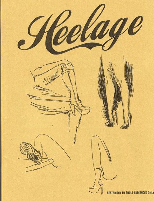 Image of Heelage #1 edited by Ian Sundahl