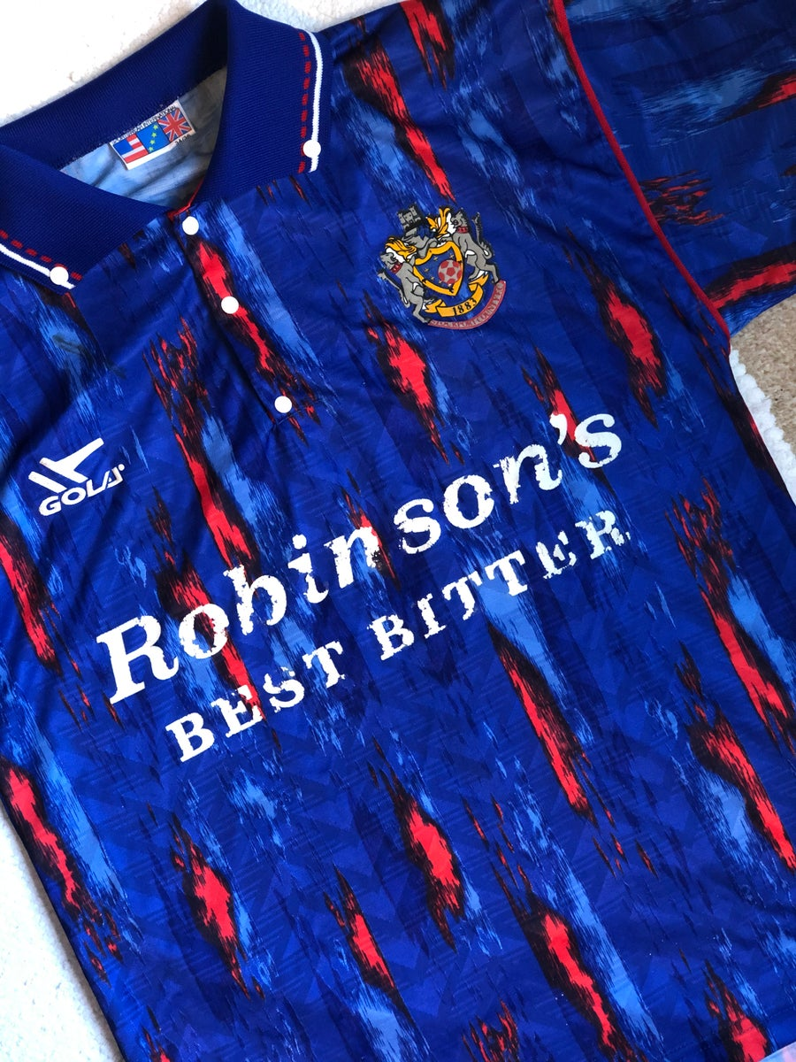 Image of Replica 1992/93 Gola Home Shirt S