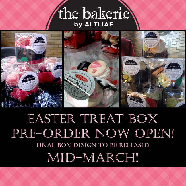 Image of Easter Treat Box Pre-order
