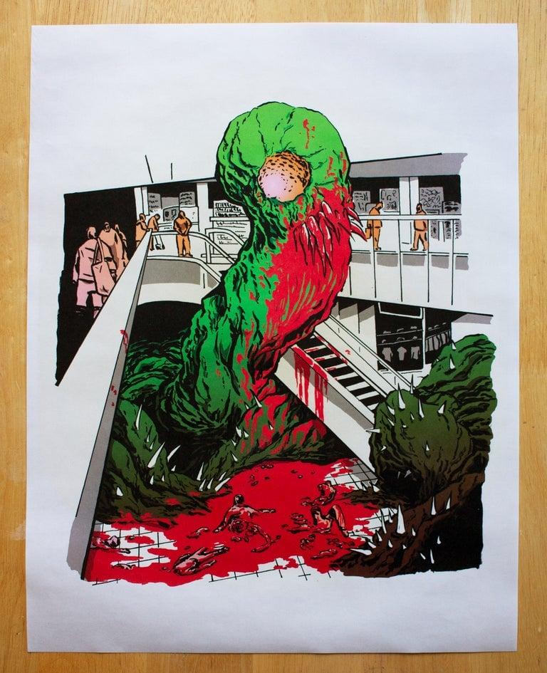 Image of Consume Print Set