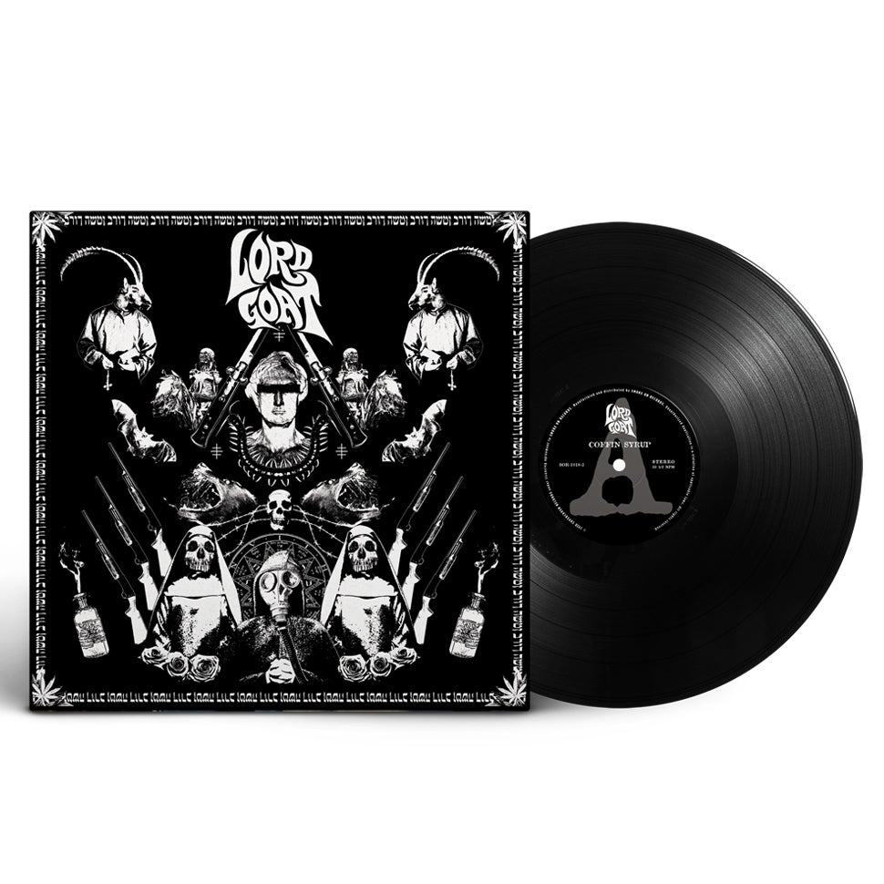 Image of Lord Goat (Goretex from Non Phixion) - Coffin Syrup Vinyl