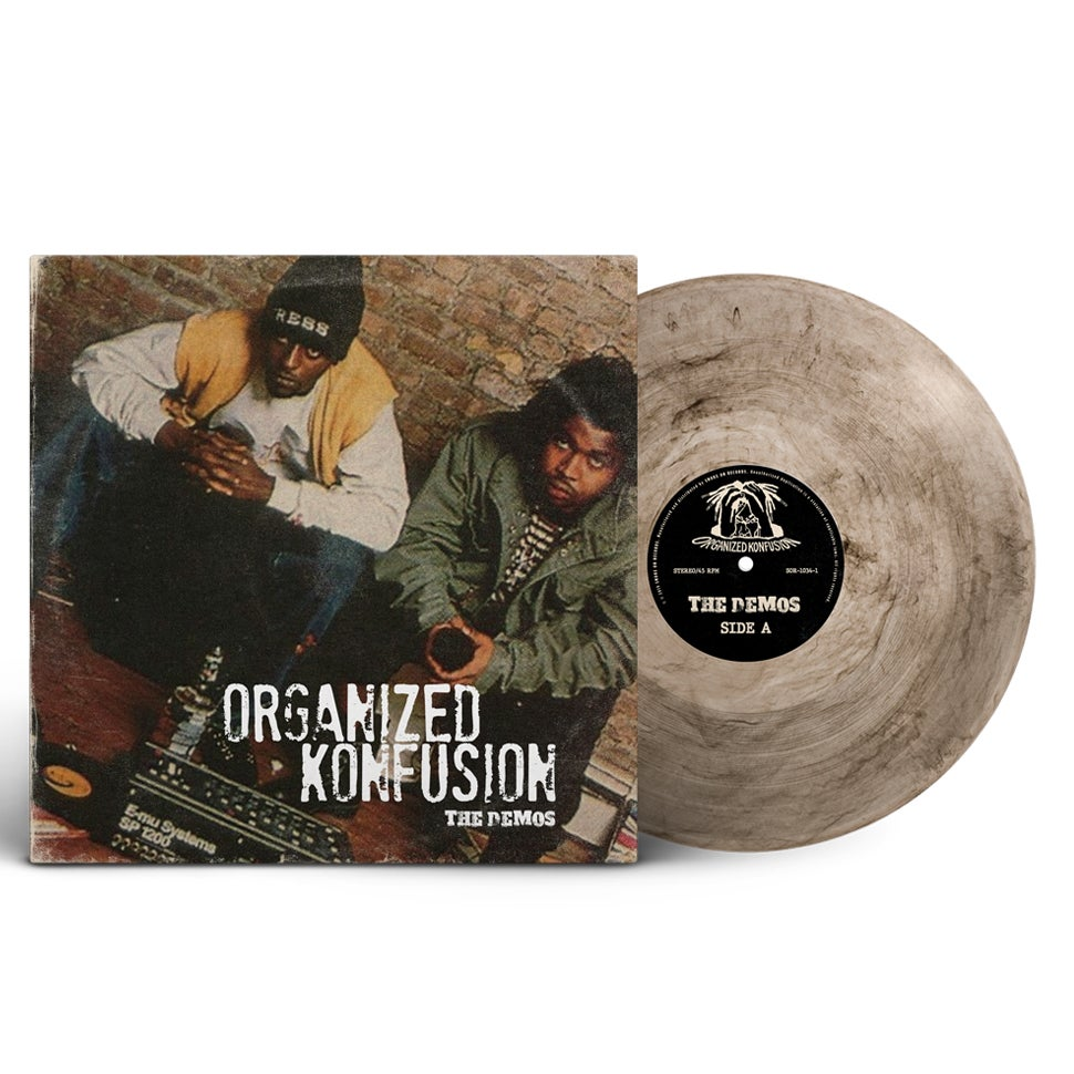 Image of Organized Konfusion - The Demos (Vinyl 30th Anniversary Deluxe Edition)