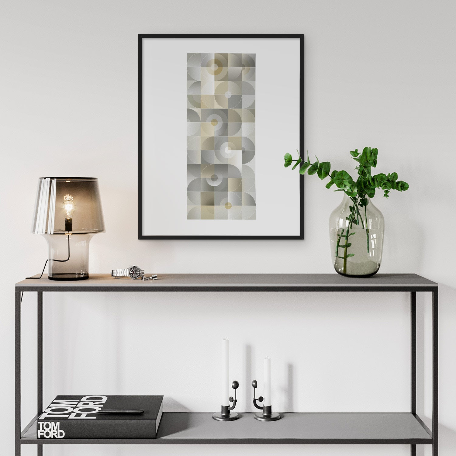 Image of The Monolith Art Print