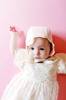 Image 2 of the baby BLESSING DRESS PDF Premie to 24M