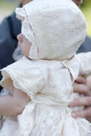 Image 4 of the baby BLESSING DRESS PDF Premie to 24M