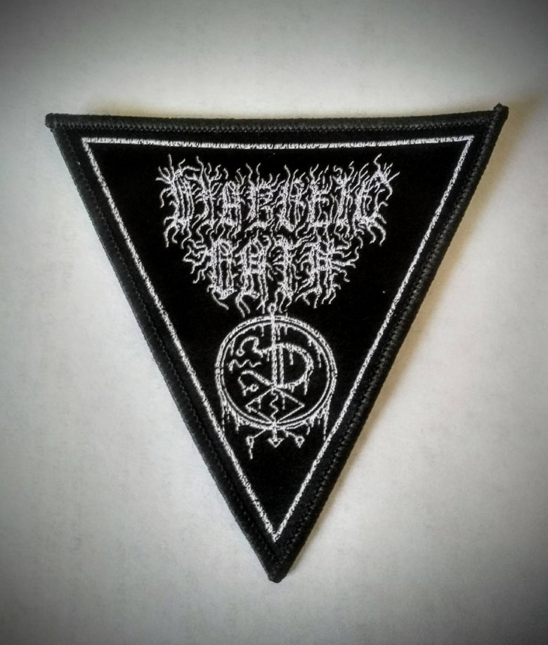 Image of Diabolic Oath - Patch (woven)