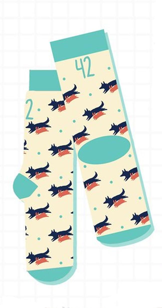 Image of Shinara Socks // Rabbit & Wolf