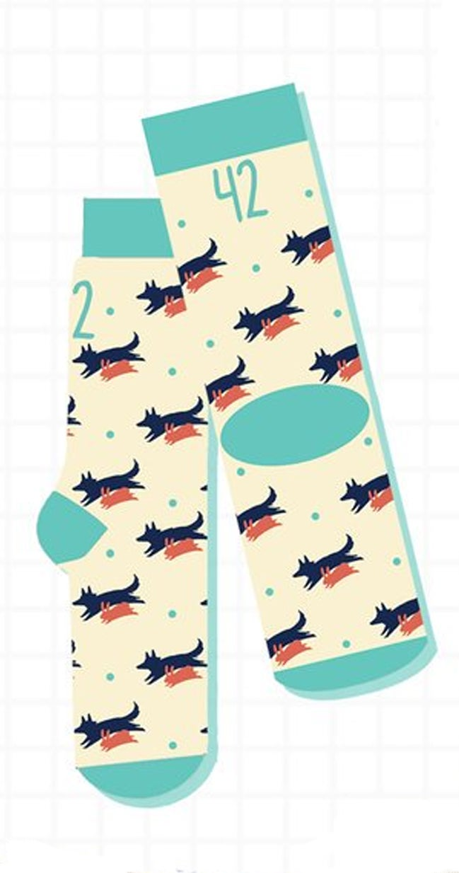 Image of Shinara Socks // Rabbit & Wolf