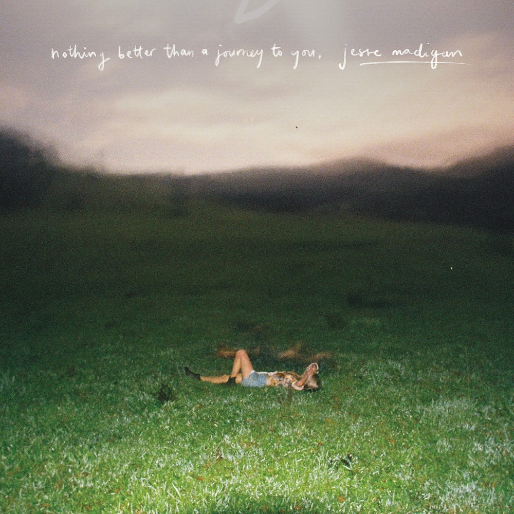 "Image of Jesse Madigan ""Nothing Better Than A Journey To You"" (Vinyl)"
