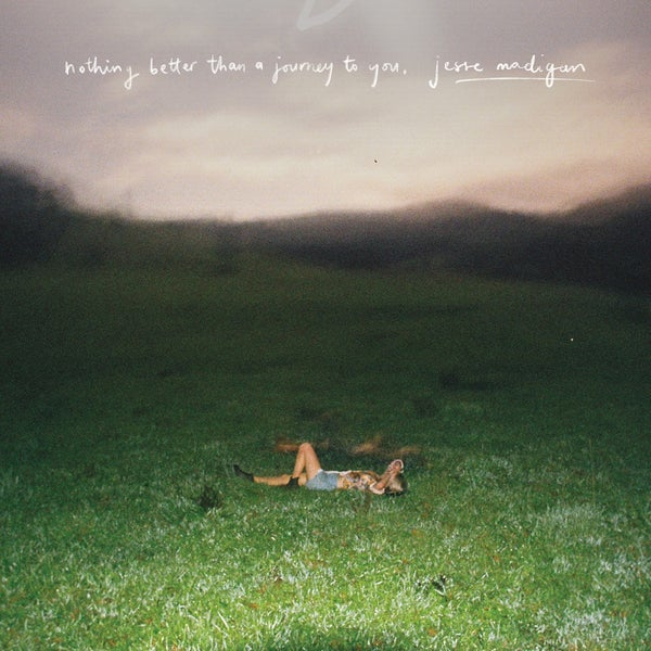 """Image of Jesse Madigan """"Nothing Better Than A Journey To You"""" (Vinyl)"""