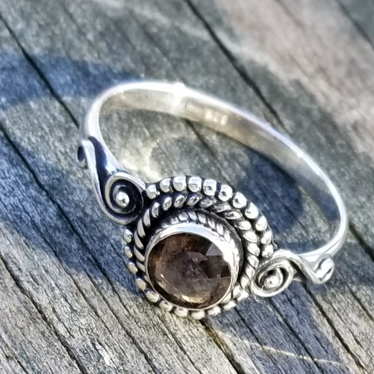 Image of Goldilocks Ring Collection - Sterling Silver