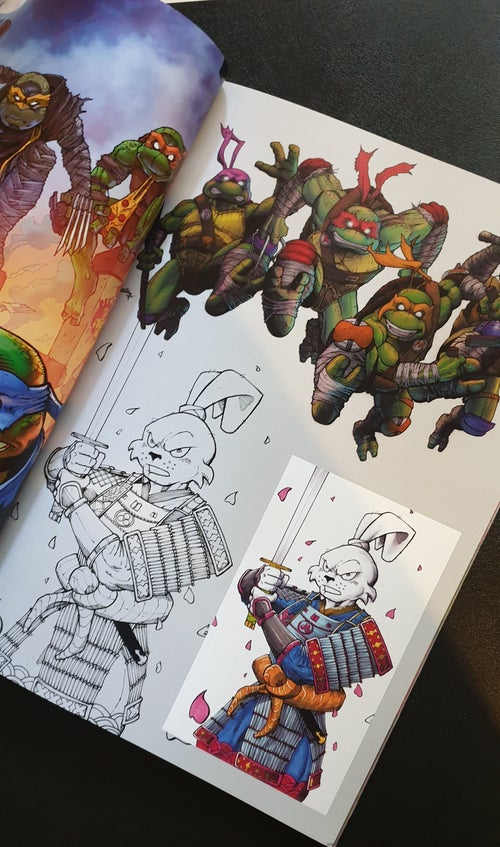 Image of Sketch book volume 4