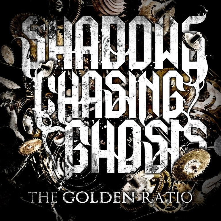 "Image of Shadows Chasing Ghosts - ""The Golden Ratio"" CD Album"