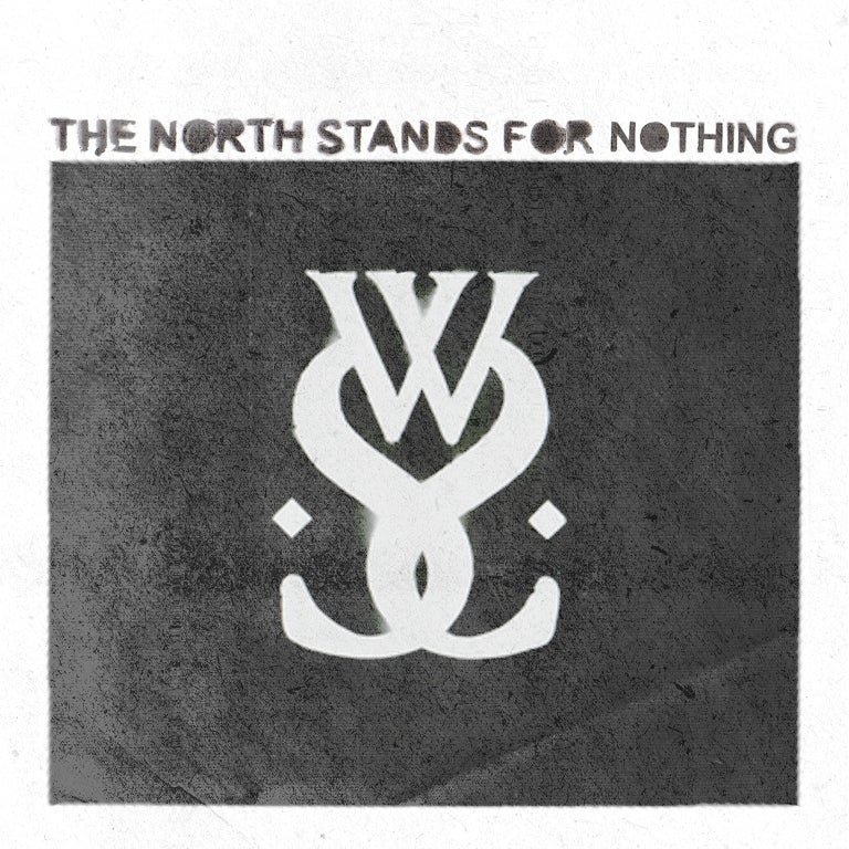 small town records while she sleeps the north stands for