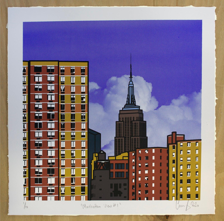Image of Manhattan View #1